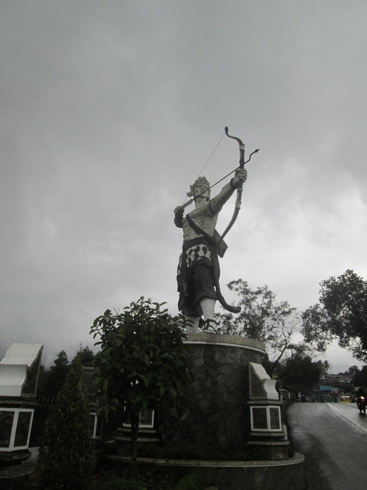 Pemanah, Mau Memanah Apa/Siapa?Arjuna kah yang mencari Cinta?