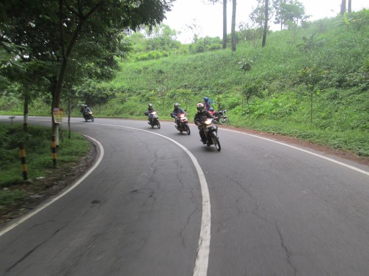 lanjut ke Pare via Malang - Batu - Pujon