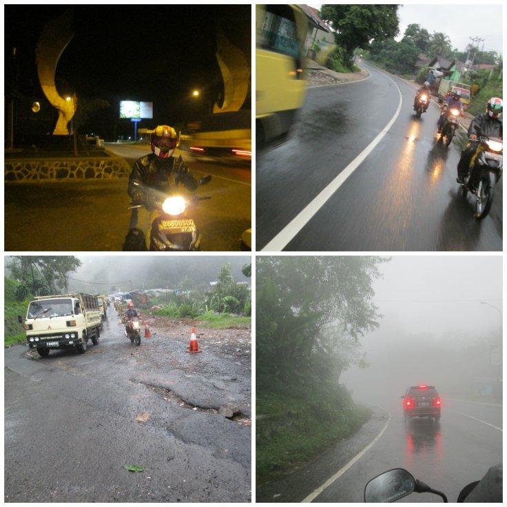 Cilacap - Bogor, Dingiin!