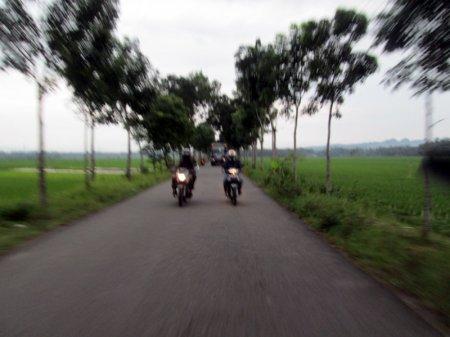 Jalur Lurus di Gombong - Pantai Ayah